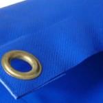 Blue PVC Tarps