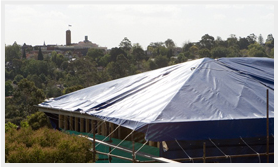 Securing Tarps Tarp Hire Australia 2016